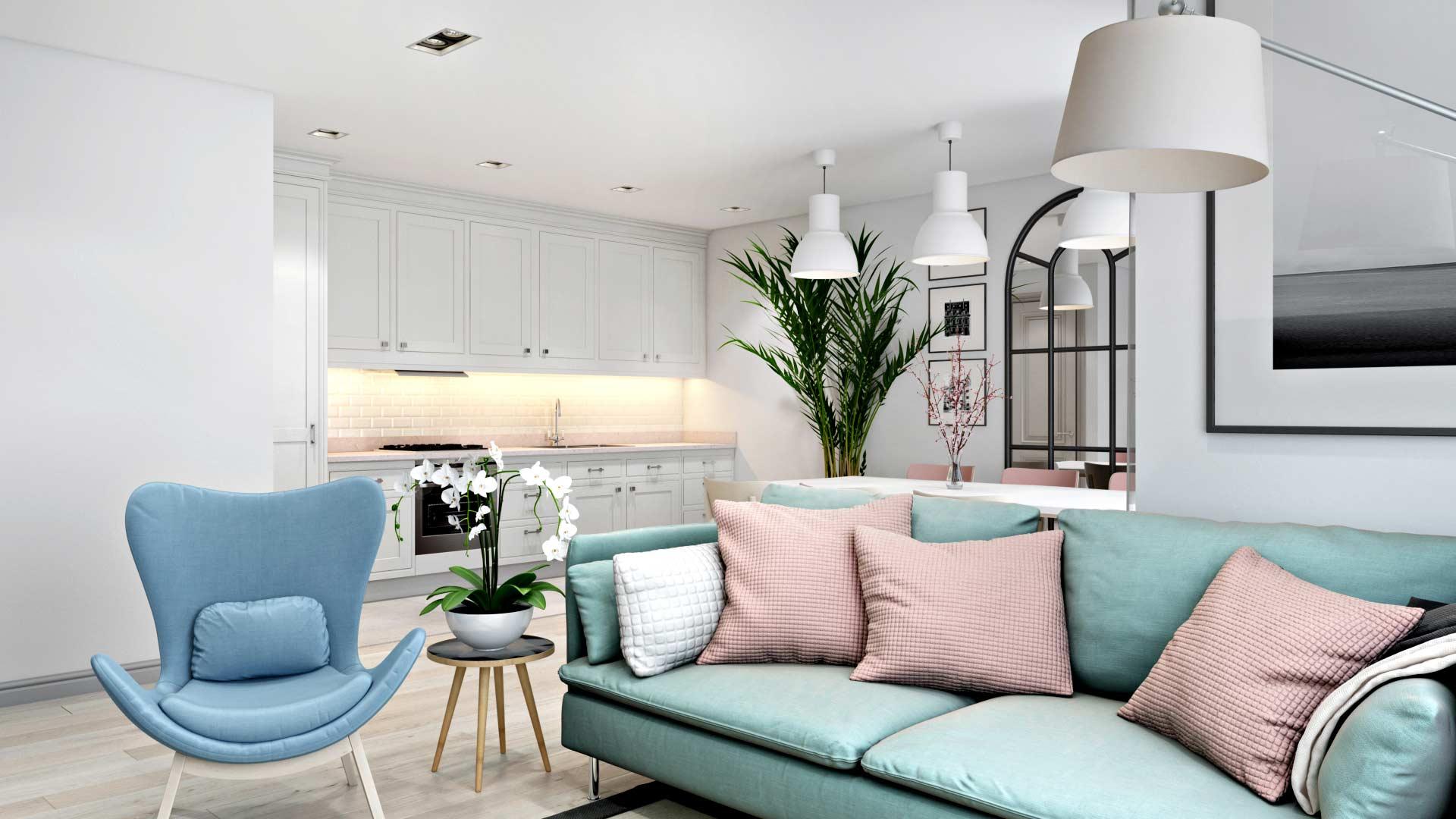 Residentie Allier - Nieuwbouw appartementen - Interieur